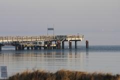 Seebrücke Schönberger Strand